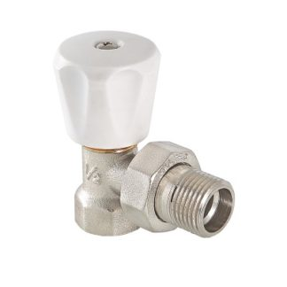 Клапан регулирующий угловой компактный Valtec (VT.007.LN)
