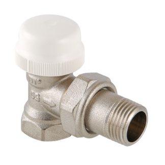 Клапан термостатический угловой Valtec (VT.031.N)