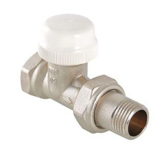 Клапан термостатический Valtec прямой (VT.032.N)