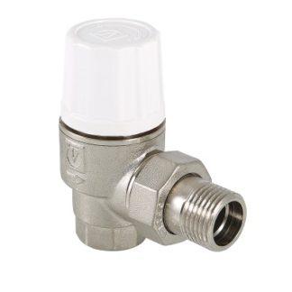 Клапан термостатический Valtec повышенной пропускной способности угловой (VT.033.N)