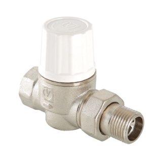 Клапан термостатический Valtec повышенной пропускной способности прямой (VT.034.N)