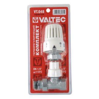 Терморегулятор радиаторный прямой Valtec (VT.048.N)