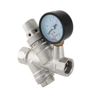 Редуктор давления с фильтром и манометром Valtec (VT.082.N)