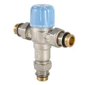 Клапан смесительный THERMOMIX регулируемый Valtec (VT.MT10RU)