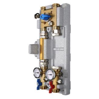 Насосный модуль Valtec с байпасом и трехходовым клапаном (VT.VAR20.G)