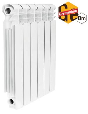 Алюминиевый радиатор GERMANIUM