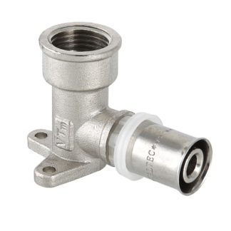 Пресс-фитинг – водорозетка удлиненная Valtec (VTm.254H.N)