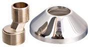 Эксцентрик смесителя с декоративной чашкой Euros (EU.ST3094)