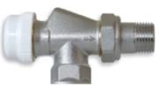 Клапан терморегулирующий осевой Euros (EU.ST61930)
