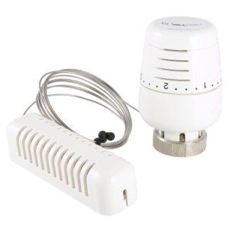 Термостатическая головка с выносным настенным датчиком Valtec (VT.5010.0)