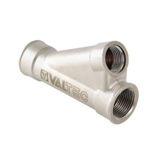 Фитинг резьбовой- тройник косой для гильзы под погружной датчик температуры Valtec (VTr.136.N)