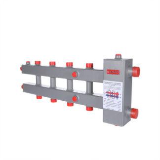 Гидроразделитель Valtec с коллектором горизонтальный (VTc.100.SH)