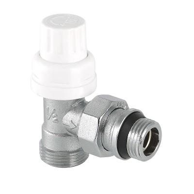 Клапан термостатический угловой Valtec (VT.031.NER)