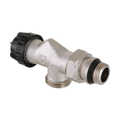 Клапан термостатический угловой с осевым управлением Valtec (VT.180.NER)