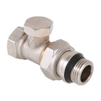 Клапан настроечный прямой с дополнительным уплотнением Valtec (VT.020.NR)