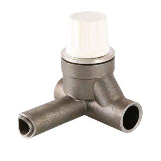 Клапан термостатический под приварку левый Valtec (VT.035.L)