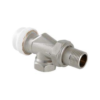 Клапан термостатический угловой с осевым управлением Valtec (VT.179.N)