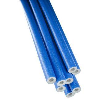 Теплоизоляция «VALTEC Супер Протект» синяя, в отрезках (VT.SP.02B)