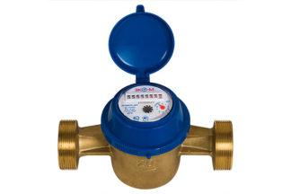 Счетчик воды Экомера-40 Холодный Одноструйный