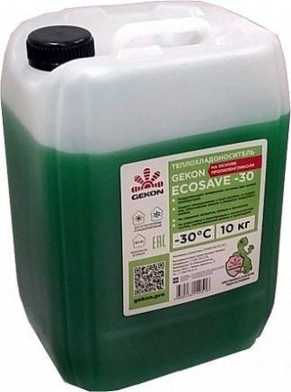Теплохладоноситель GEKON ECOSAVE-30 10 кг